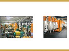 Merkezi Hammadde Dağıtma ve Kurutma -Hazırlama Sistemleri